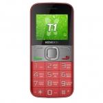 Мобильный телефон KENEKSI T1, red
