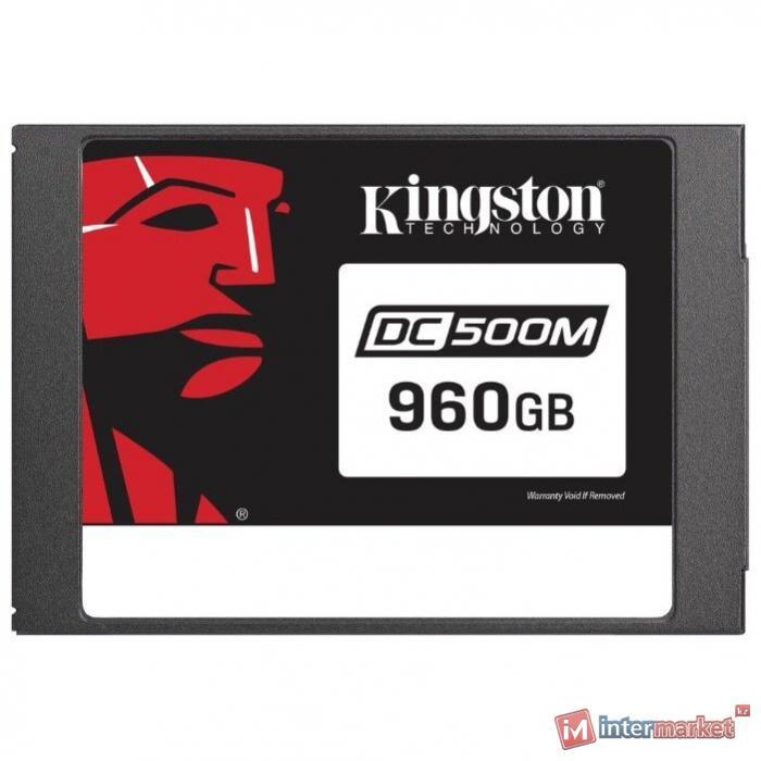 Твердотельный накопитель Kingston 960 GB (SEDC500M/960G)
